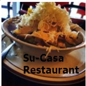 Su-Casa Restaurant Logo