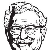 Logo de KFC
