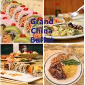 Grand China Buffet Logo