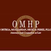 Logo de Ortega, McGlashan, Hicks & Perez, PLLC
