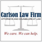 Logo de The Carlson Law Firm