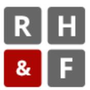 Logo de Robinson & Hoover
