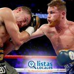 Boxeo, pelea del siglo Canelo vs Golovkin