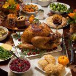 Descubre los 17 restaurantes que abrirán el Día de Acción de Gracias