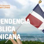 La República Dominicana, celebra el aniversario 174 de su independencia