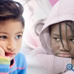 niños latinos y afro superdotados