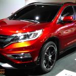 HONDA lanza precioso SUV de 7 Plazas
