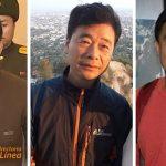 3 Prisioneros estadounidenses en Corea del Norte regresarán a casa