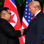 Trump declara que Corea del Norte ya no constituye Amenaza Nuclear