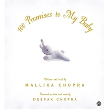 100 Promises to My Baby cover image