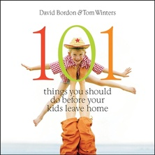 101 Things You Should Do Before Your Kids Leave Home cover image