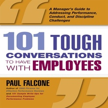 101 Tough Conversations to Have With Employees cover image