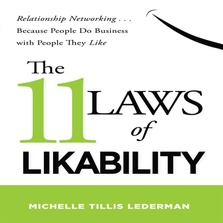 11 Laws of Likability cover image