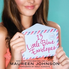 13 Little Blue Envelopes cover image