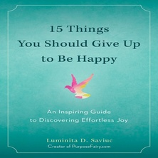 15 Things You Should Give Up to Be Happy cover image
