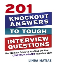 201 Knockout Answers to Tough Interview Questions cover image