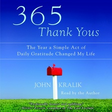 365 Thank Yous cover image