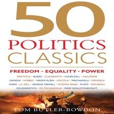 50 Politics Classics cover image