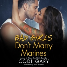 Bad Girls Don't Marry Marines cover image