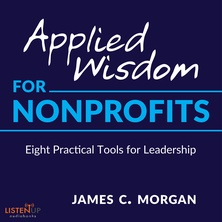 Applied Wisdom for Nonprofits cover image