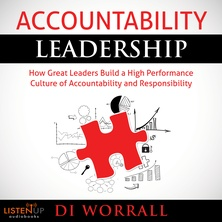 Accountability Leadership cover image