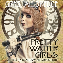 Pretty Waiter Girls cover image