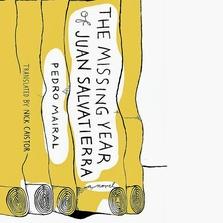 The Missing Year of Juan Salvatierra cover image