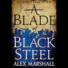 A Blade of Black Steel cover image