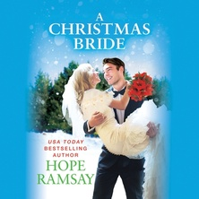 A Christmas Bride cover image