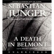 A Death in Belmont cover image
