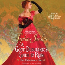 A Good Debutante's Guide to Ruin cover image