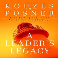 A Leader's Legacy cover image