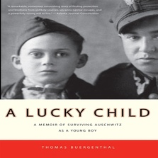A Lucky Child cover image