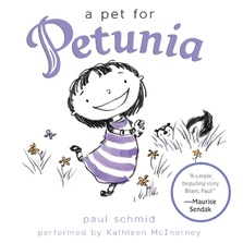 A Pet for Petunia cover image