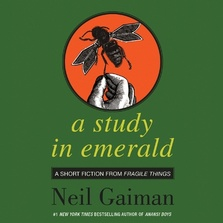 A Study in Emerald cover image