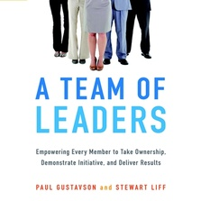 A Team of Leaders cover image