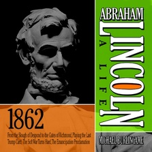 Abraham Lincoln: A Life 1862 cover image