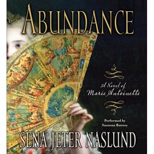 Abundance: A Novel of Marie Antoinette cover image