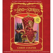 Adventures from the Land of Stories Boxed Set cover image