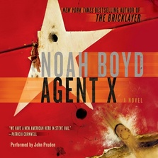 Agent X cover image