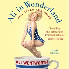 Ali in Wonderland cover image