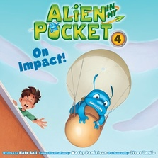 Alien in My Pocket #4: On Impact! cover image