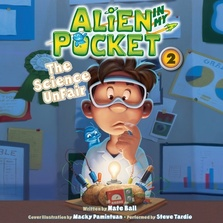 Alien in My Pocket: The Science UnFair cover image