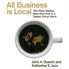 All Business Is Local cover image