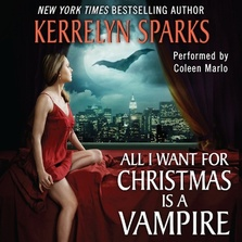 All I Want for Christmas Is a Vampire cover image