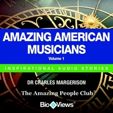 Amazing American Musicians - Volume 1 cover image