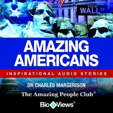 Amazing Americans cover image