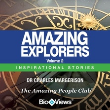 Amazing Explorers - Volume 2 cover image