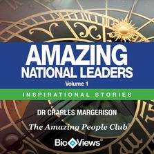Amazing National Leaders - Volume 1 cover image