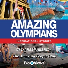 Amazing Olympians cover image
